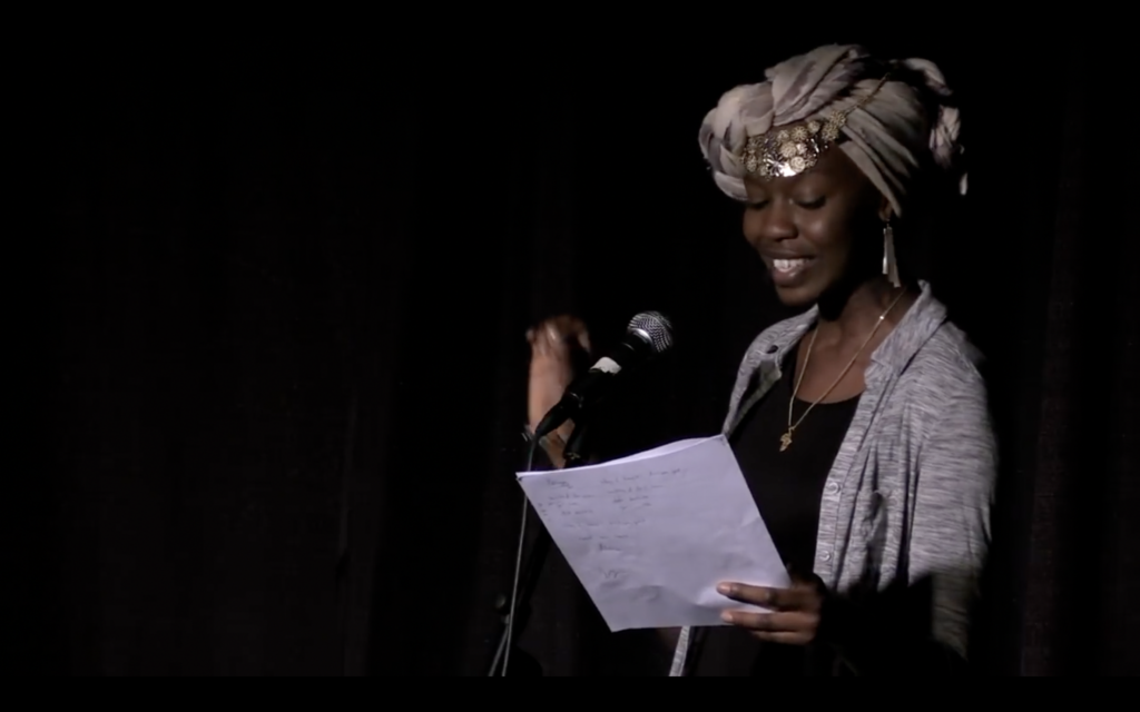 Button Poetry Live Emi Mahmoud