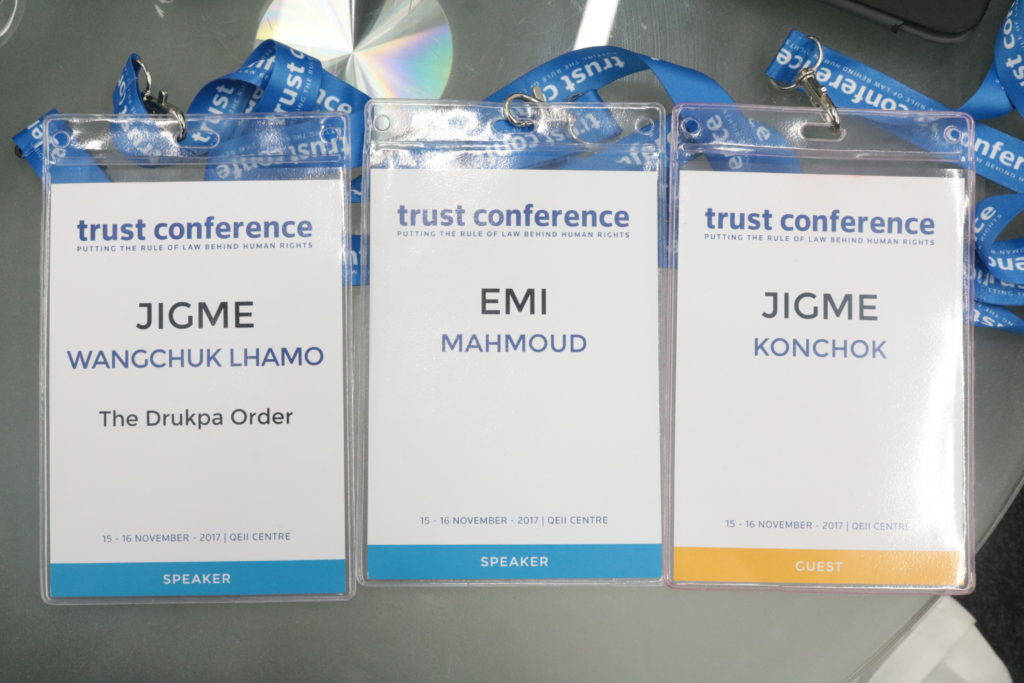 Reuters Trust Conference Emi Mahmoud