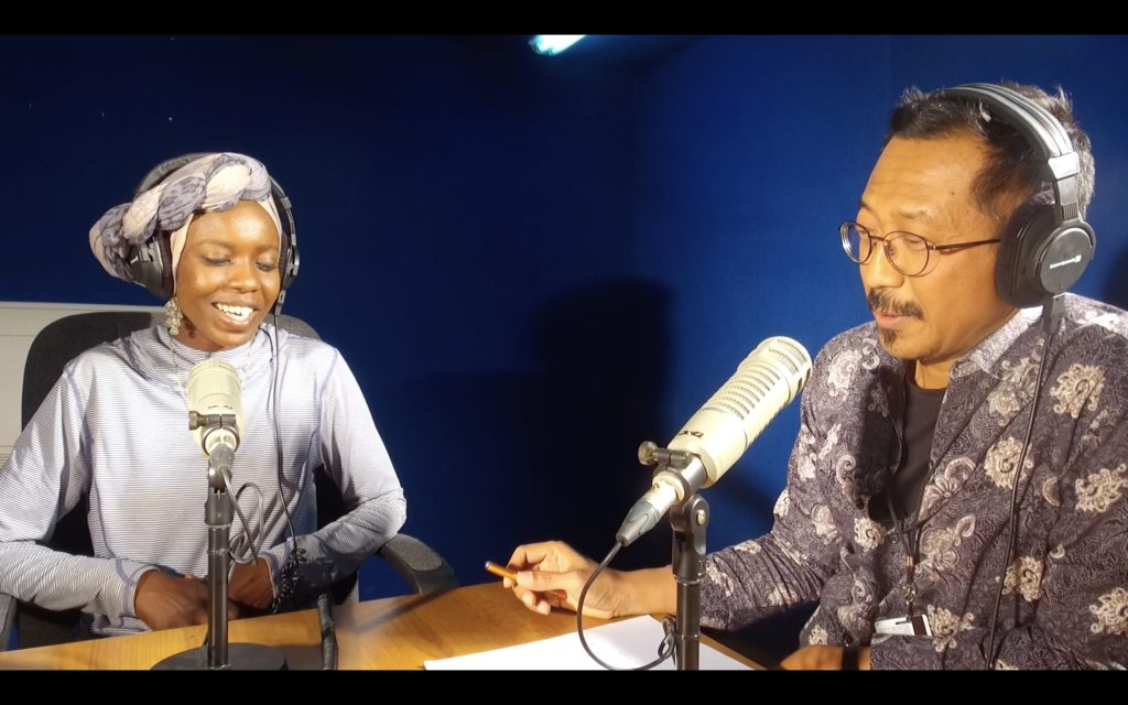 UNAMID Interview North Darfur Emi Mahmoud